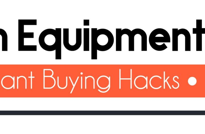 Salon Equipment – Important Buying Hacks